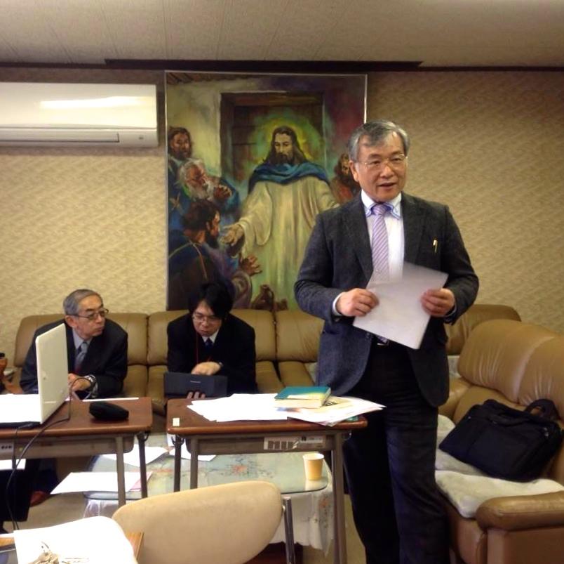 福音主義神学会 春期研究会議:P...